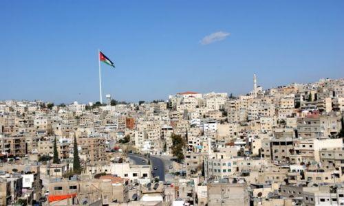 Zdjecie JORDANIA / Amman / Amman / Amman - białe miasto... chyba raczej... szarawe:)
