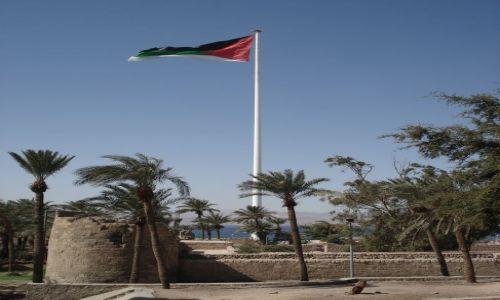 Zdjęcie JORDANIA / Aqaba / Aqaba / Symbol Aqaby