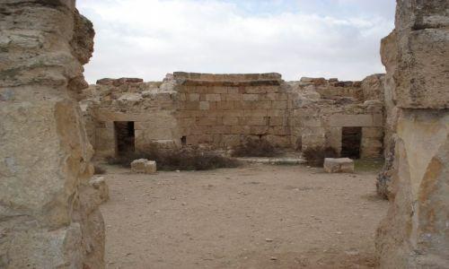 Zdjęcie JORDANIA / Madaba / Um Rasas / Um Rasas - ruiny kościoła