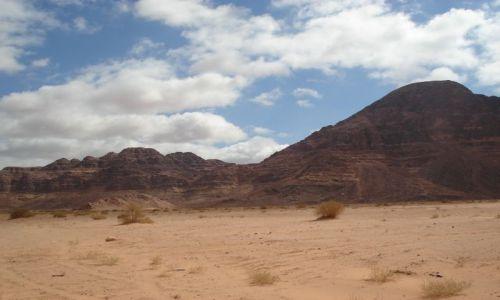 Zdjęcie JORDANIA / Aqaba / Wadi Rum / Okolice Wadi Rum