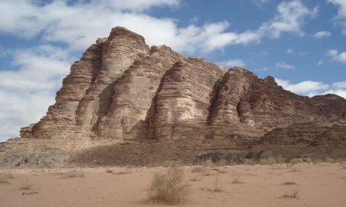 Zdjęcie JORDANIA / Aqaba / Wadi Rum / Siedem Kolumn Mądrości
