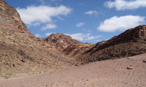 Zdjęcie JORDANIA / Aqaba / Wadi Rum / Wadi Rum - krajobrazy (1)