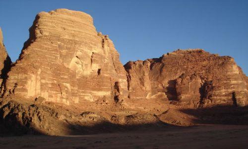 Zdjęcie JORDANIA / Aqaba / Wadi Rum / Wadi Rum - krajobrazy