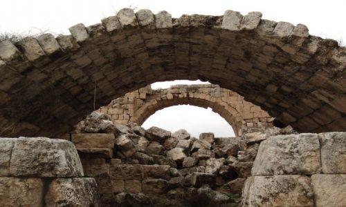 Zdjęcie JORDANIA / Jarash / Jarash / Ruiny łaźni (2)