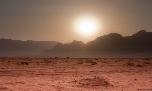 JORDANIA / Jordania / Wadi Rum / Na pustyni Wadi Rum