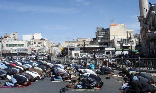 Zdjęcie JORDANIA / brak / amman / allahu akbar
