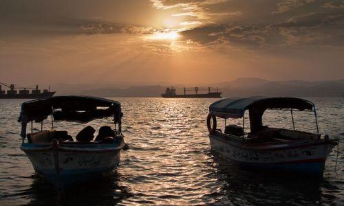 Zdjęcie JORDANIA / Jordania / Akaba / Zatoka Akabańska