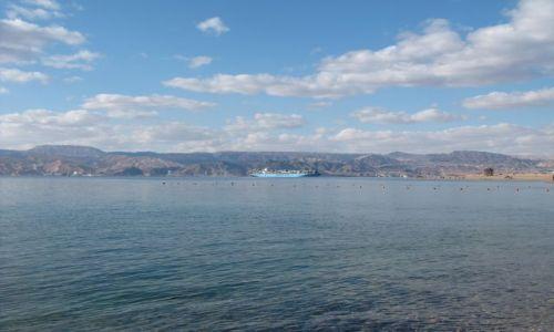 Zdjęcie JORDANIA / Morze Czerwone / Akaba / Na redzie w AQkabie