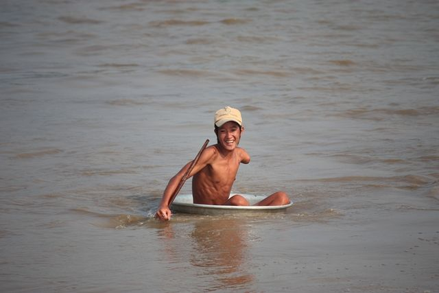Zdjęcia: wioska na wodzie, Siem Riep, konkurs szczera radość, KAMBODżA