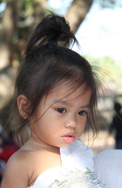 Zdjęcia: Angkor Wat, Siam Reap, Mała dama, KAMBODżA