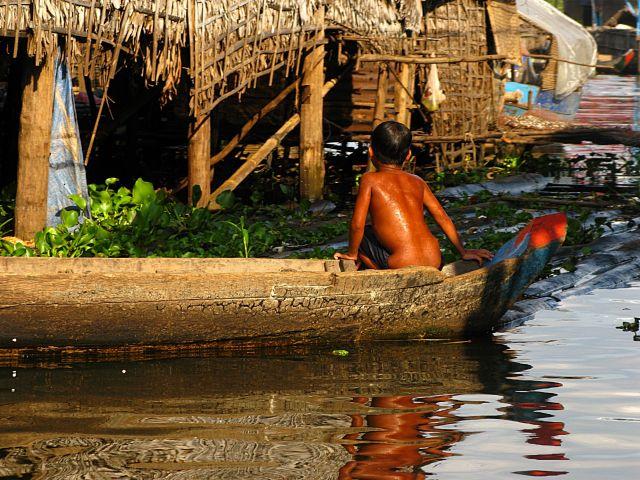 Zdjęcia: Kompon Phlug, Phnom Kulen, Jeden wielki basen, KAMBODżA