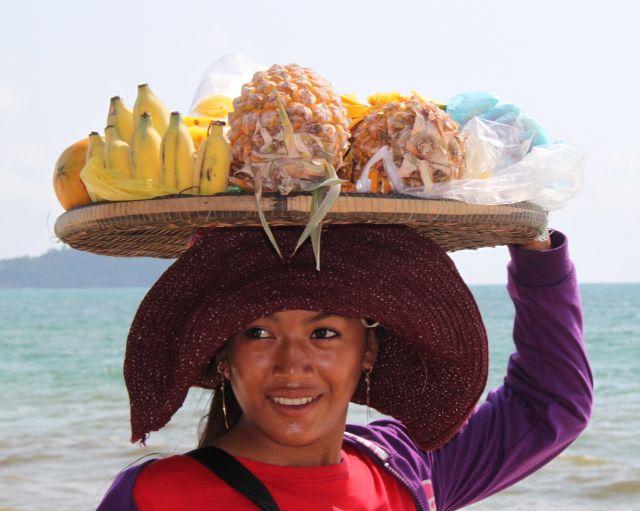Zdjęcia: Otres Beach, Sihanukville, Plaża, KAMBODżA