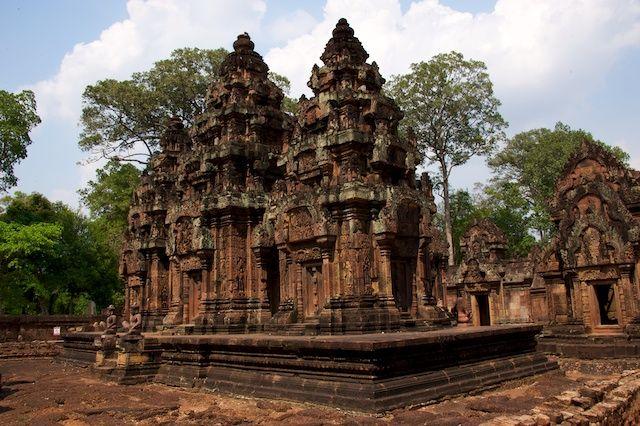 Zdjęcia: Siem Reap, Swiatynie (Siem Reap, Cambodia), KAMBODżA
