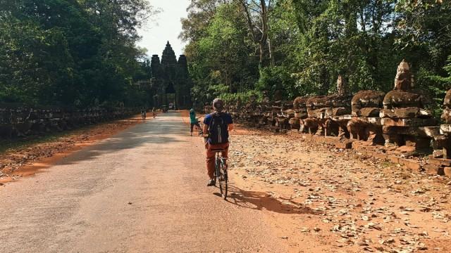 Zdjęcia: Angkor, okolice Siem Reap, Odkrywając Angkor , KAMBODżA