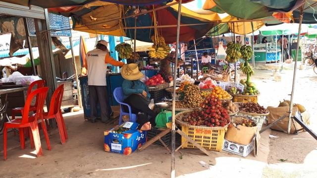 Zdjęcia: okolice Kampotu, okolice Kampotu, Senne popołudnie, KAMBODżA