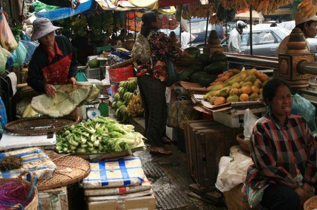 Zdjęcia: Phnom Penh, Zakupy, KAMBODżA