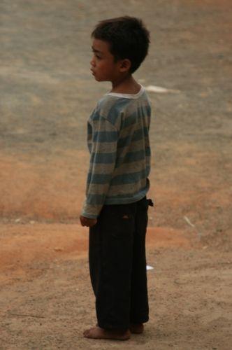 Zdjęcia: Phnom Penh, Chłpiec, KAMBODżA