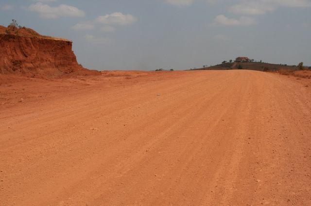 Zdjęcia: Mondulkiri, Droga do Sen Monoron, KAMBODżA