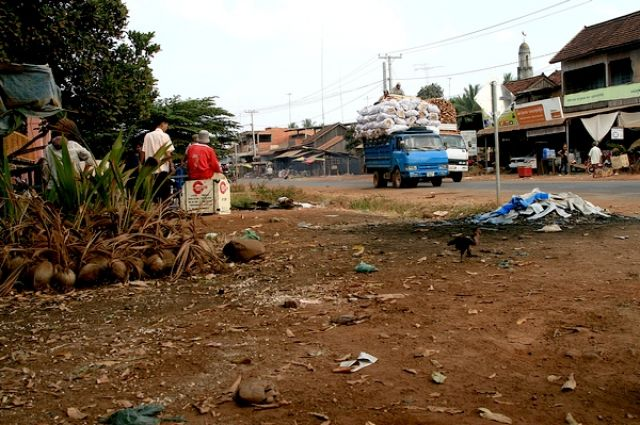 Zdjęcia: Gdzieś pod Phnom Penh, Kolejny Postój, KAMBODżA