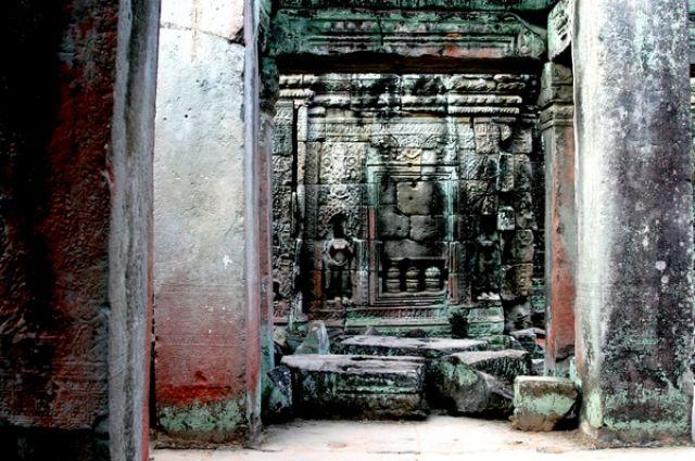 Zdjęcia: Angkor, Preah Khan, KAMBODżA