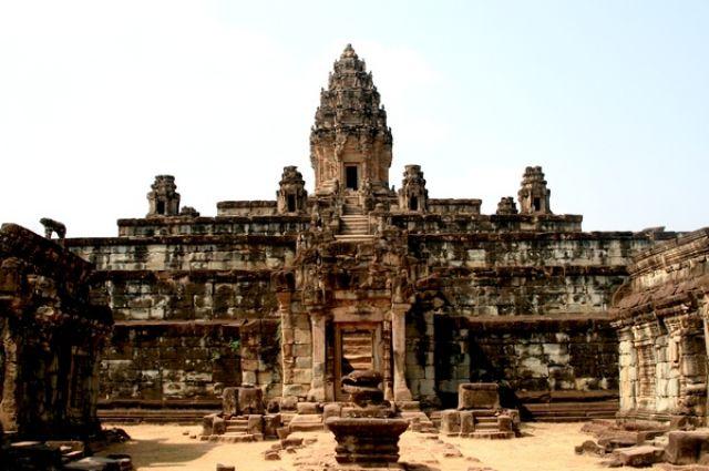 Zdjęcia: Angkor, Bakong, KAMBODżA
