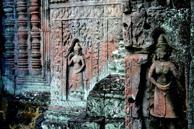 Zdjęcia: Angkor, Angkor, KAMBODżA