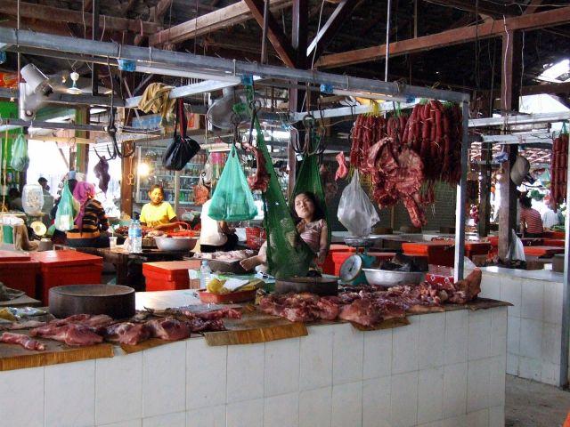 Zdjęcia: Siem Reap, Siem Reap, Moze mięsko?, KAMBODżA