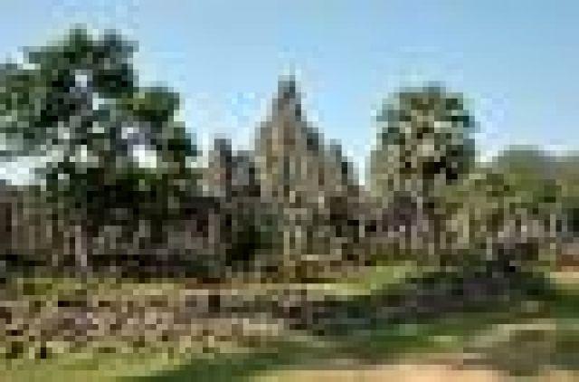 Zdjęcia: Angkor k/Siem Reap, Swiątynie Angkoru, KAMBODżA