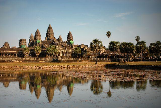 Zdjęcia: Angkor Wat , Siem Reap, ***, KAMBODżA
