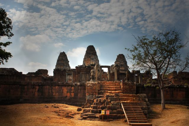 Zdjęcia: Angkor , Siem Reap, ~~~, KAMBODżA