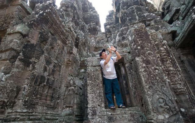 Zdjęcia: Siem Reap   ANGKOR , Siem Reap, FOTKA 10, KAMBODżA