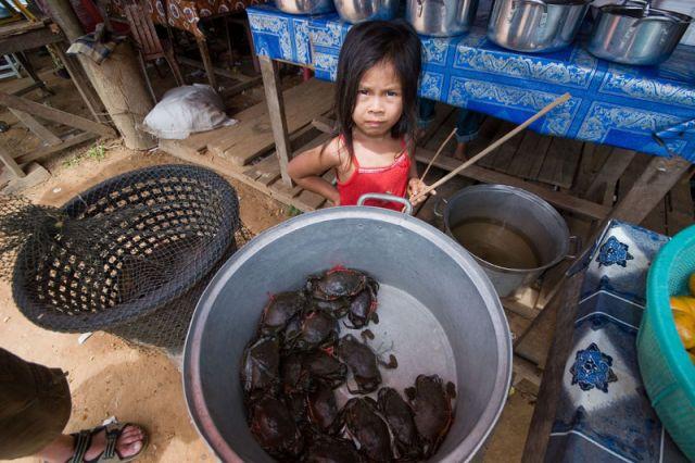 Zdj�cia: Cho Hang, Dzieciaki z Cho Hang 2, KAMBOD�A