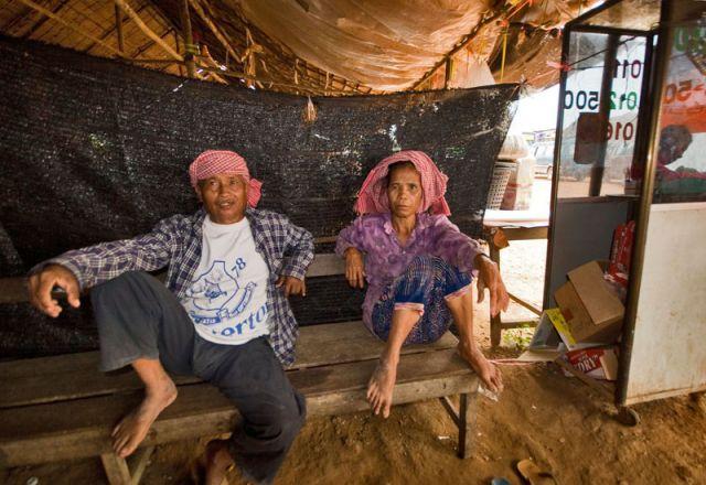 Zdjęcia: Cho Hang, Kmerowie, KAMBODżA