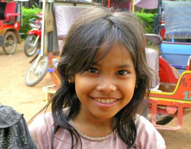 Zdjęcia: SIEM REAP, Uśmiech z Kambodży, KAMBODżA