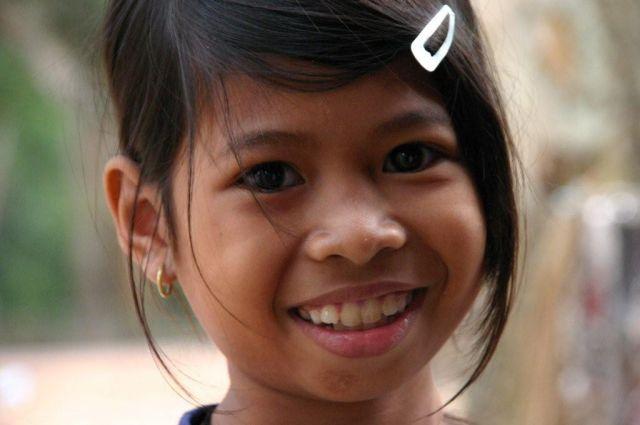 Zdjęcia: kamboża, kamboża, dzieci, KAMBODżA