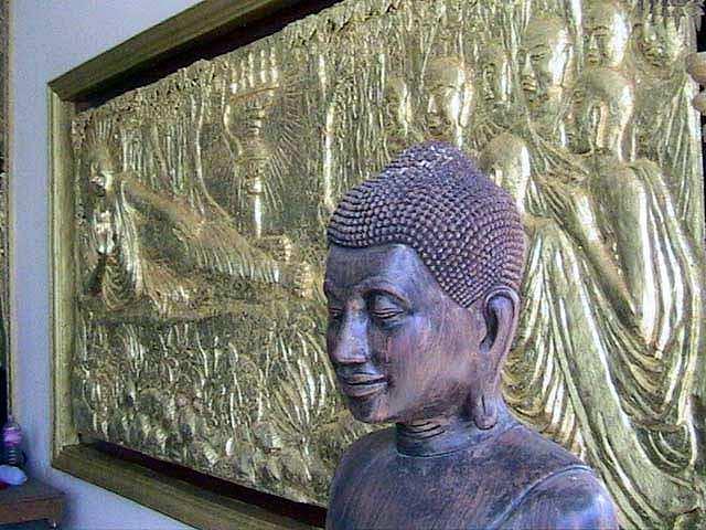 Zdjęcia: Phnom Penh, Palac Krolewski, KAMBODżA