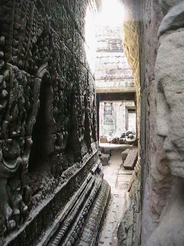 Zdjęcia: Swiatynie Angkor, Swiatynia Preah Khan, KAMBODżA