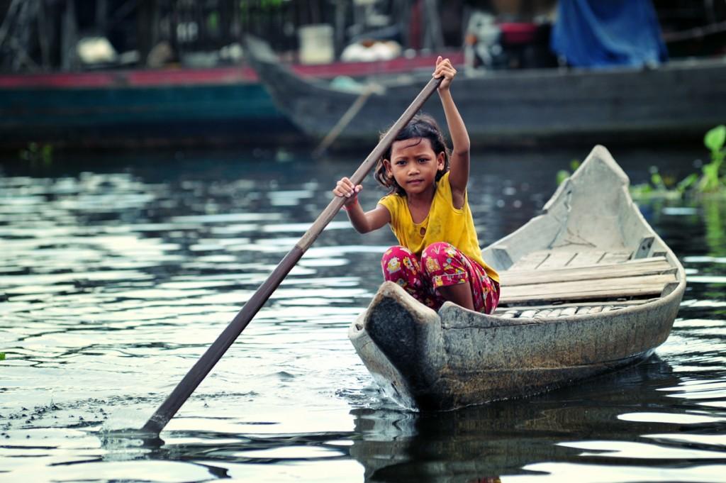 """Zdjęcia: Tonle Sap, Tonle Sap, Konkurs - """"Warto marzyć..."""" o zamorskich rejsach, KAMBODżA"""