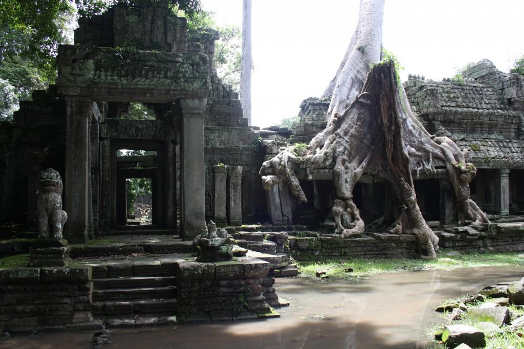 Zdjęcia: Siem Reap, Siem Reap, Preah Khan, KAMBODżA