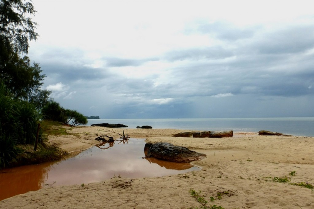 Zdjęcia: Kambodza, plaża, KAMBODżA