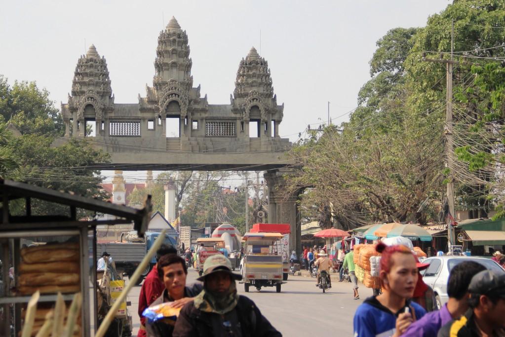 Zdjęcia: Poipet, Poipet, Granica Tajsko - Kambodżańska, KAMBODżA