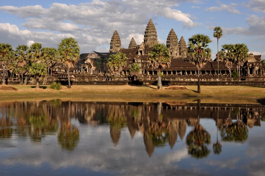 Zdjęcia: Angkor Wat, okolice Siem Reap, Angkor Wat, KAMBODżA