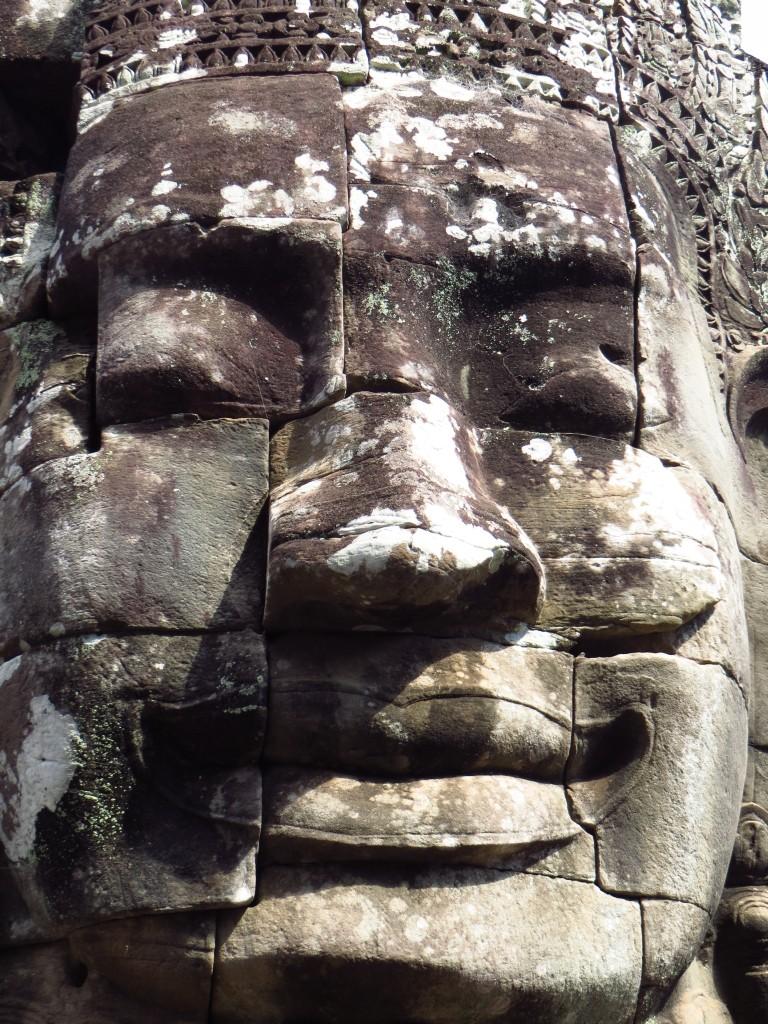 Zdjęcia: Angkor Thom, Angkor, Świątynia Bayon, KAMBODżA