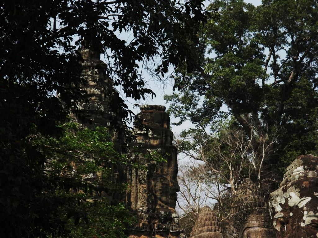 Zdjęcia: Ankor Wat, Siem Reap, Kamienna Dama , KAMBODżA