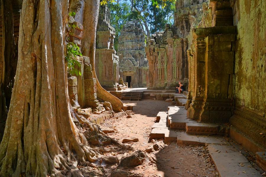 Zdjęcia: Angkor, Angkor, Magiczny Angkor, KAMBODżA