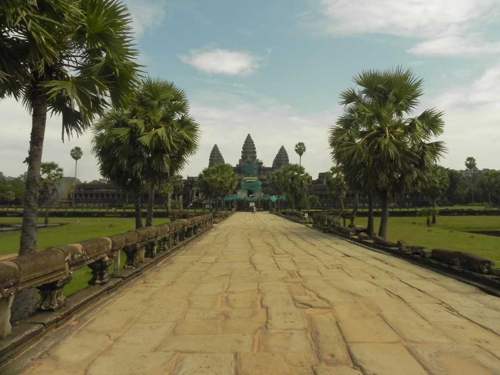Zdjęcia: światynia, Angkor Watt, Angkor Watt, KAMBODżA