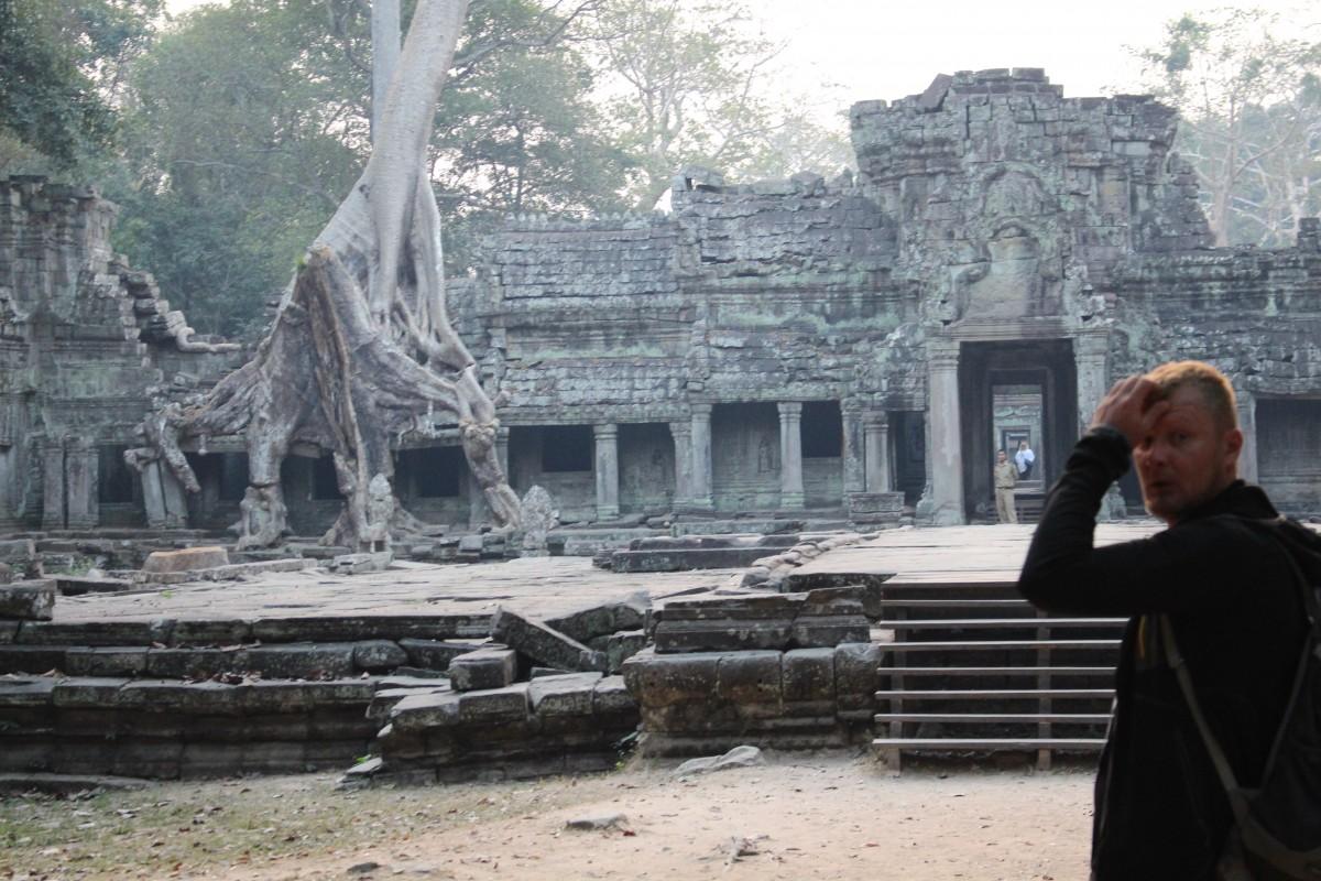 Zdjęcia: Krong Siem Reap, Angkor , Świątynia, KAMBODżA