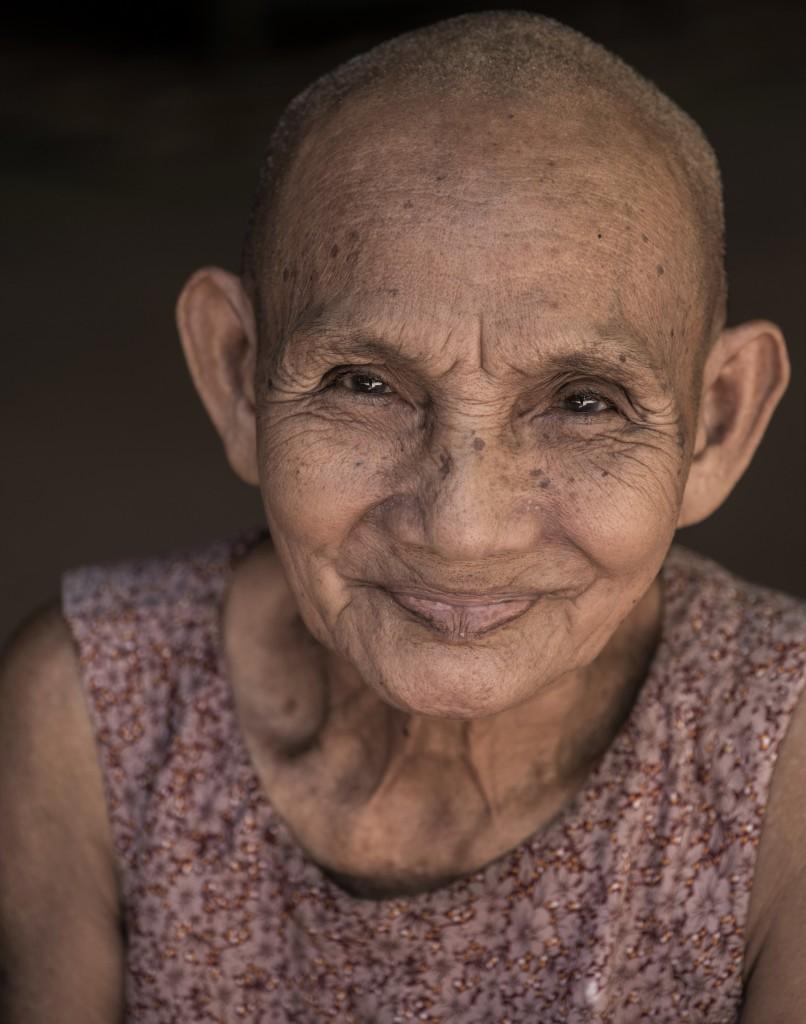 Zdjęcia: Roluos, Prowincja Siem Reap, Gdy za oknem zawierucha ..., KAMBODżA