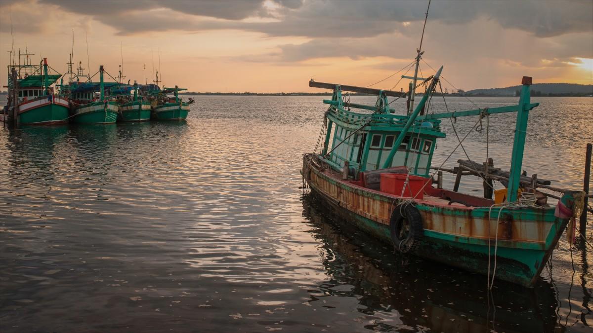 Zdjęcia: Koh Kong, Prowincja Koh Kong, 17:15 ;-), KAMBODżA