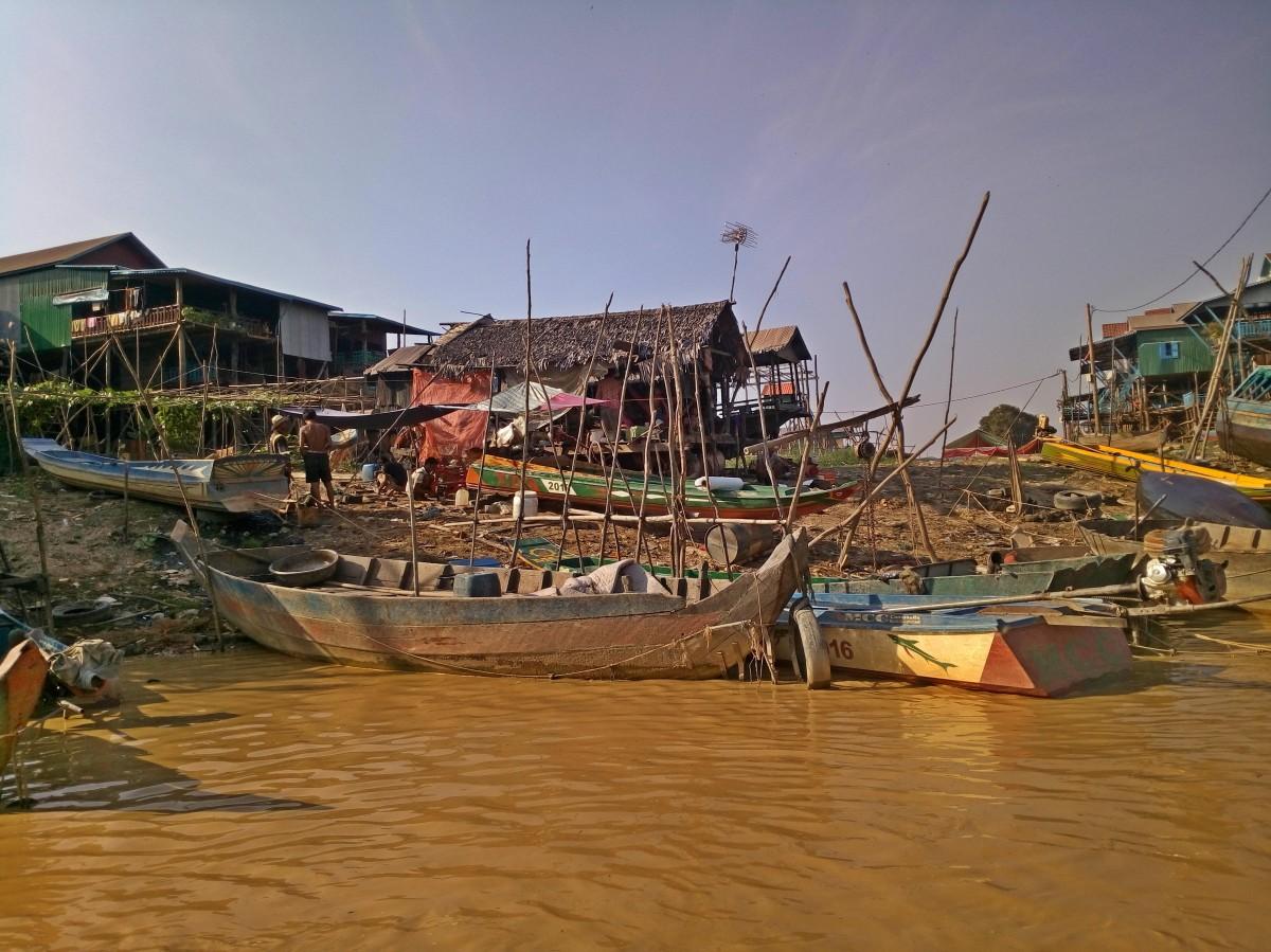 Zdjęcia: Siem Reap, Siem Reap, Wioska na wodzie, KAMBODżA
